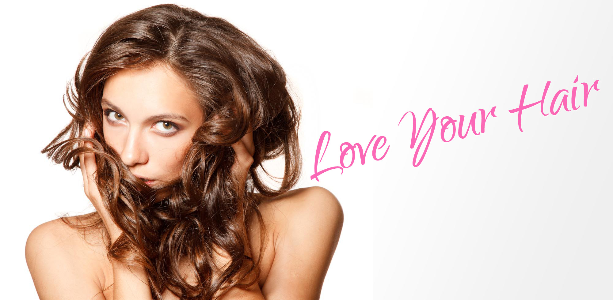 Love Your Hair Banner